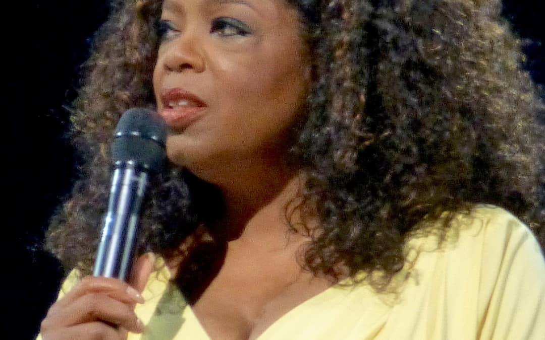 Oprah's Big Break!